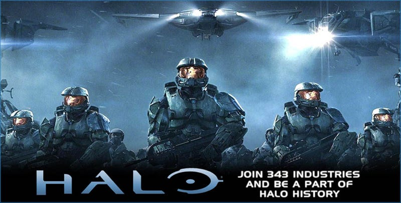Illustration for article titled Microsoft Is Hiring For The Next Halo Game