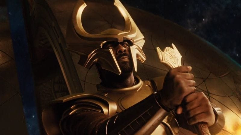 Illustration for article titled Michael K. Williams wants to be in Marvel movie rumors, Idris Elba wants out