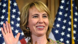 Should Gabrielle Giffords resign Her office?