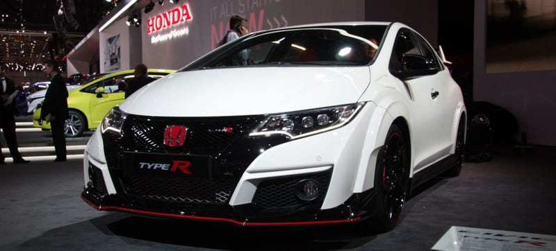 The 2016 Honda Civic Type R Should Totally Make It To America, Because Itu0027s  The Tuner Car With A Factory Warranty Youu0027ve Been All Waiting For.