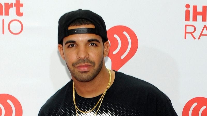 Illustration for article titled 8 Reasons Why Drake Shouldn't Marry A Blood Relative