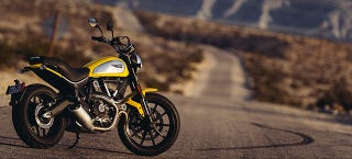 Illustration for article titled Ducati Scrambler Sales Are Off The Chain