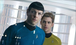 Illustration for article titled Attack the Block's Joe Cornish may be the director of Star Trek 3
