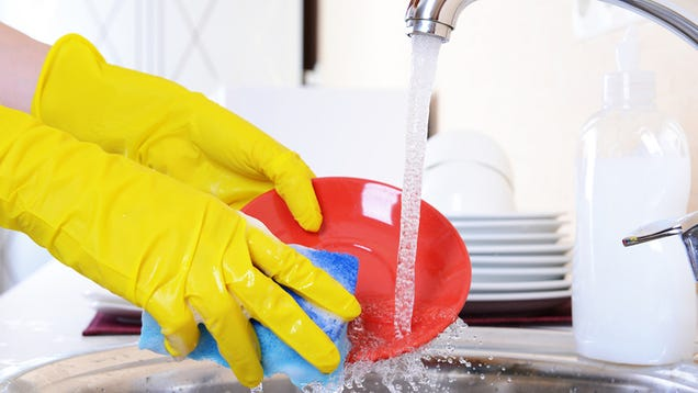 Stop Hand-Washing Your...