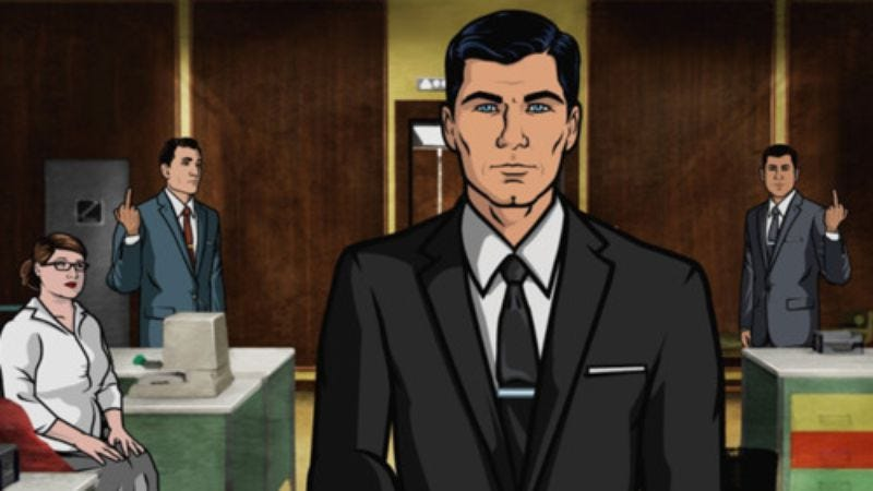 Illustration for article titled Archer and Justified and then some other shows get premiere dates