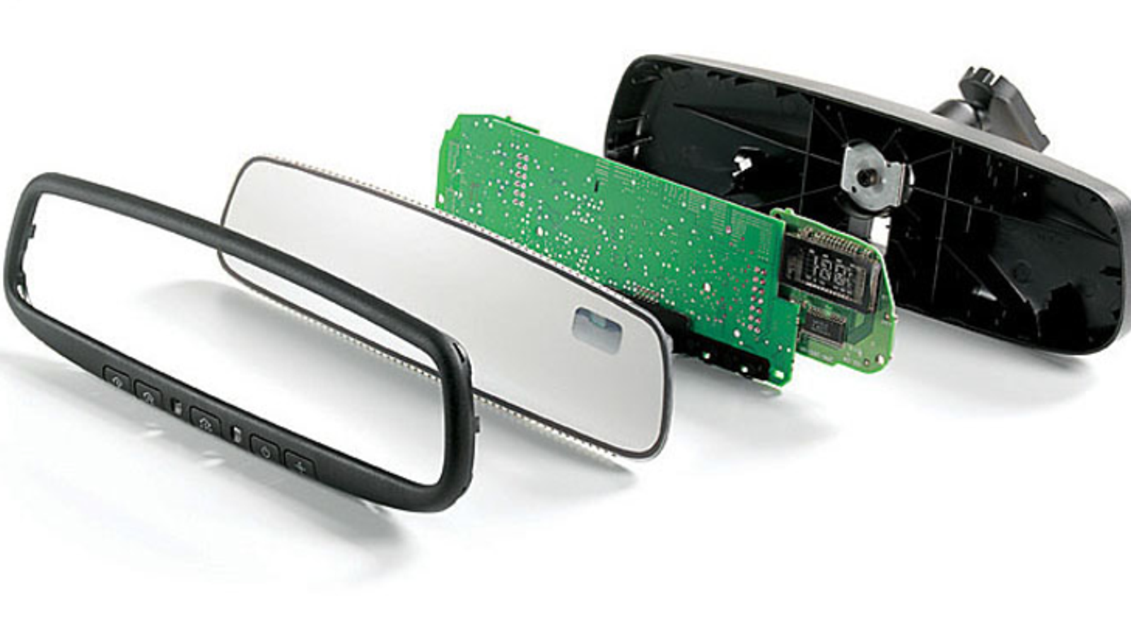 The Way Auto Dimming Rearview Mirrors Work Is Actually Fascinating Gm Wiring Rear View Mirror