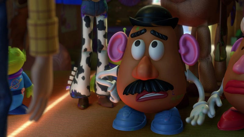Toy Story 4 is giving Don Rickles, the voice of Mr. Potato Head, the send-off he deserves.