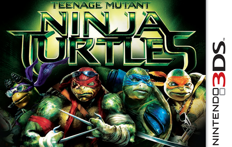 Illustration for article titled Oh Good, The New Ninja Turtles Movie Is Getting A 3DS Game