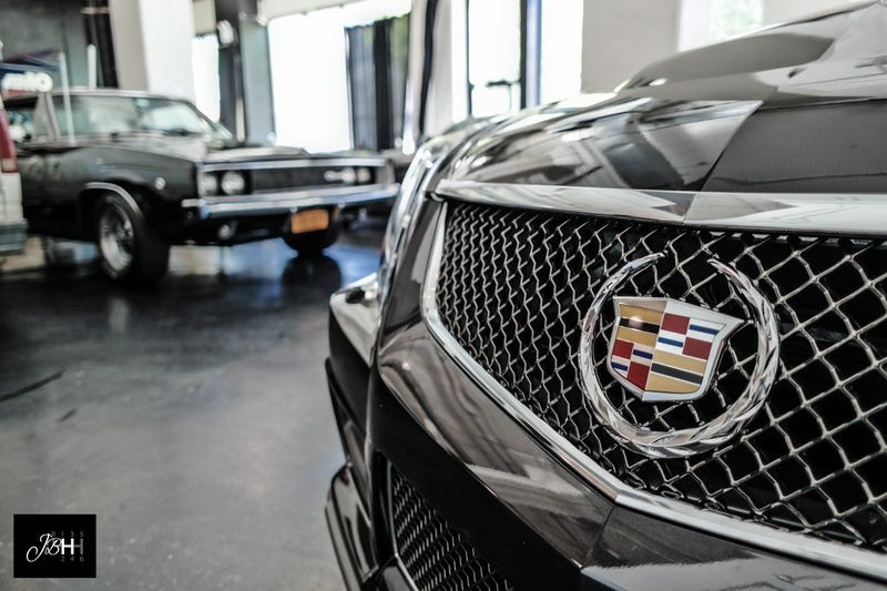 Illustration for article titled What Do You Want To Know About The First Last 2015 Cadillac CTS-V?