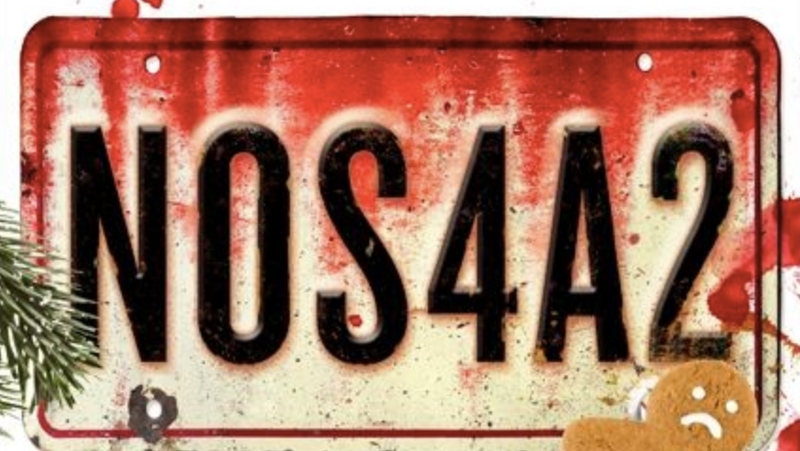 The book cover for NOS4A2