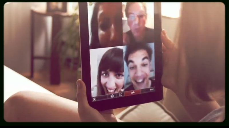 Illustration for article titled Fring Brings Four-Way Video Chat Gangbang to iPad