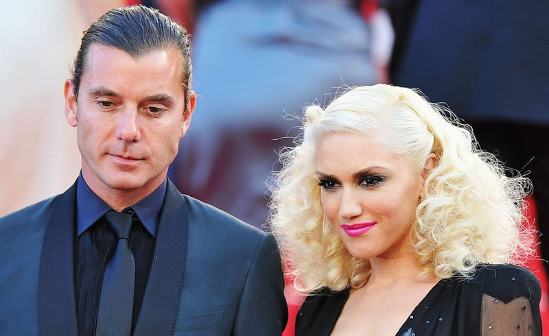 Illustration for article titled Did Gwen Stefani Cheat With Blake Shelton While Married? Gavin Rossdale Allegedly Thinks So