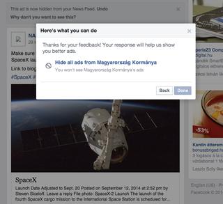 Illustration for article titled Téged is idegesít a közpénzen folytatott facebookos kormánypropaganda?