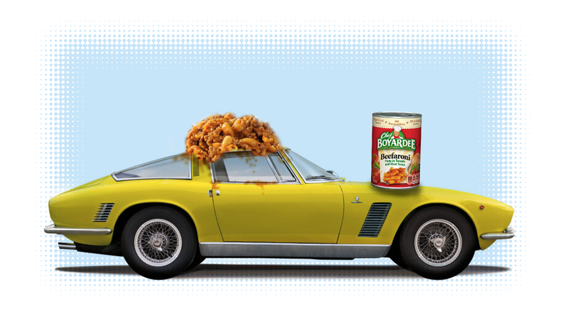 Illustration for article titled Would You Rather: Boyardee or Social Pariah Edition