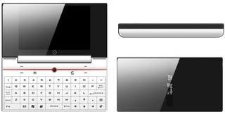 Illustration for article titled HTC Omni Revealed: UMPC-Like, But Runs Windows Mobile 6