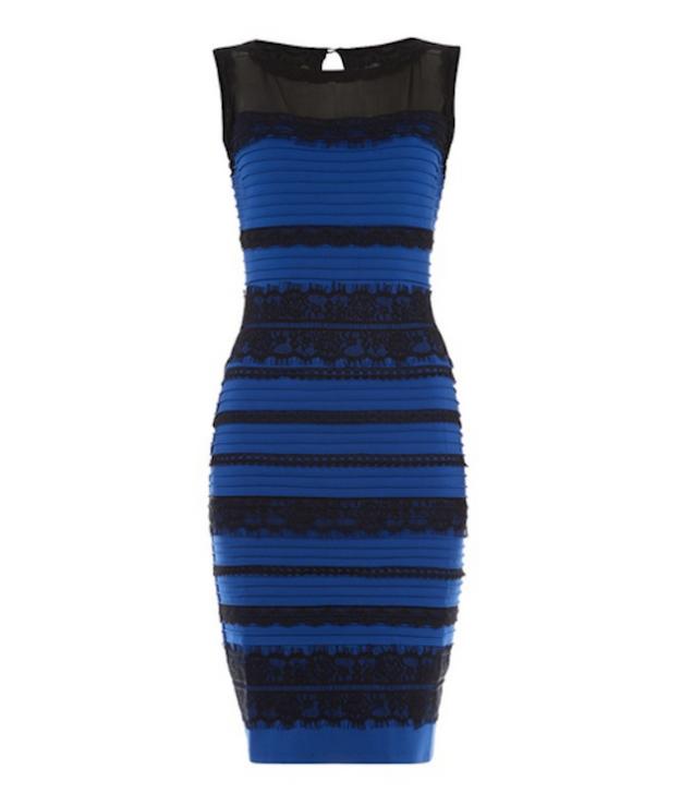 Sobre Color Real Ciencia De La Este VestidoExplicado El Por Debate iTOkXPZu