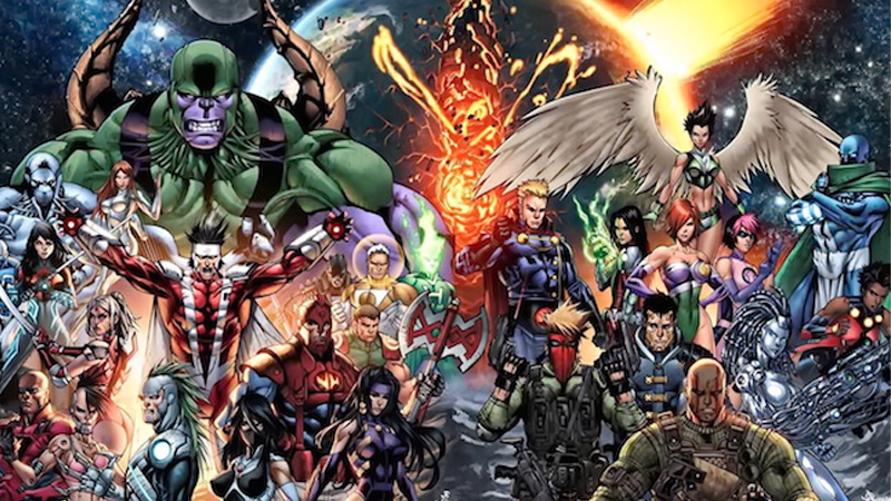 Illustration for article titled Warren Ellis Is Bringing WildStorm Back to DC Comics
