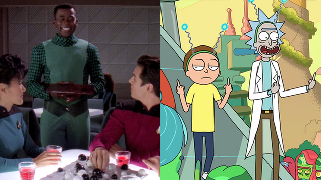 The Head Writer of Rick and Morty Is Creating a New Animated Star Trek Series