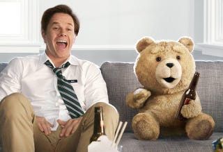 Illustration for article titled Now That Liam Neeson's in Ted 2, Everyone Is Officially In This Movie