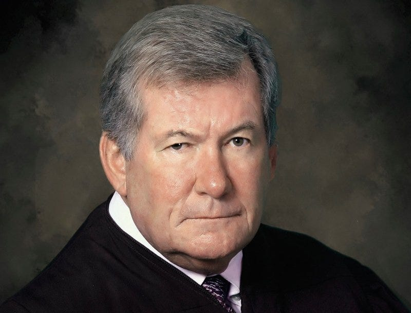 Judge Mike Erwin, 19th Judicial District Court