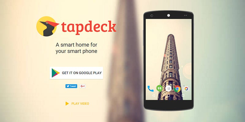 Illustration for article titled Get Smarter Wallpaper on Android with TapDeck