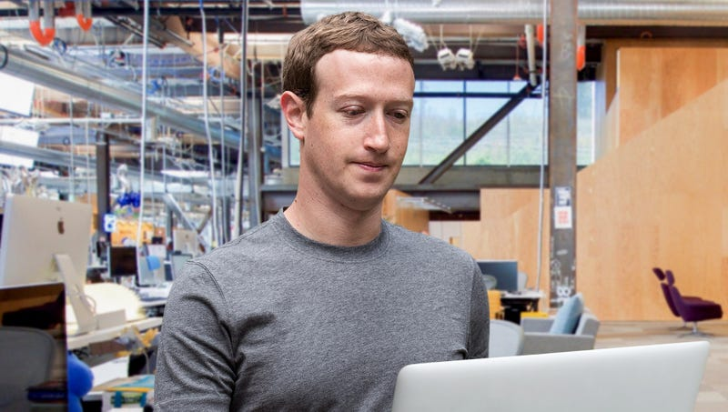 Illustration for article titled Mark Zuckerberg Prepares For Congressional Testimony By Poring Over Lawmakers' Personal Data