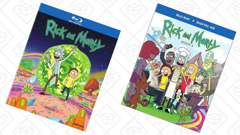 Rick and Morty: Season 1 | $13 | AmazonRick and Morty: Season 2 | $13 | Amazon