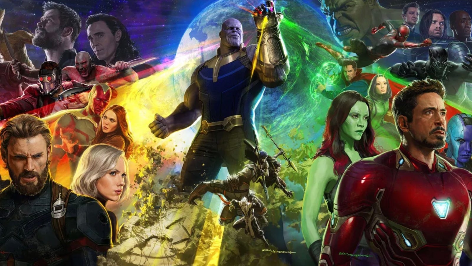 How Did You Do on This Marvel Movie Trivia Quiz?