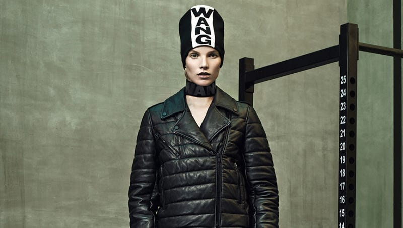 Illustration for article titled Alexander Wang at H&M Wants You to Dress Like a Funky Scuba Diver