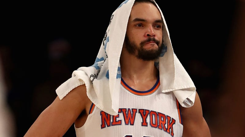 Joakim Noah reportedly facing 20-game National Basketball Association suspension for anti-drug violation