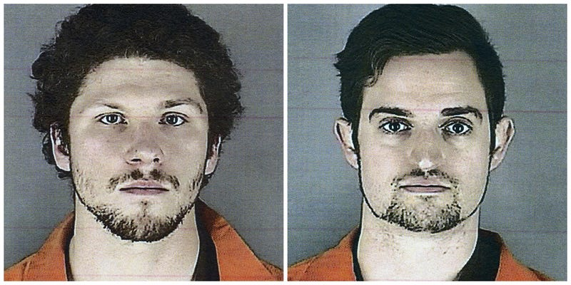Nathan Wayne Gustavsson and Joseph Martin Backman (Minneapolis Police Department)