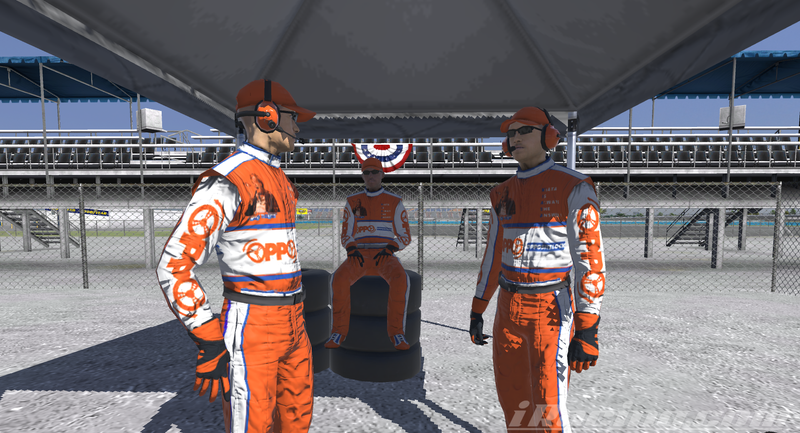 Have you ever wanted a fancy OppositeLock fire suit?  Well here is your chance to have a virtual one on a virtual representation of yourself.