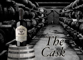 Illustration for article titled The Cask - Teeling Irish Whiskey