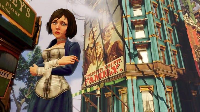 Illustration for article titled So I finished Bioshock Infinite...
