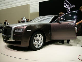 Illustration for article titled Rolls Royce Ghost