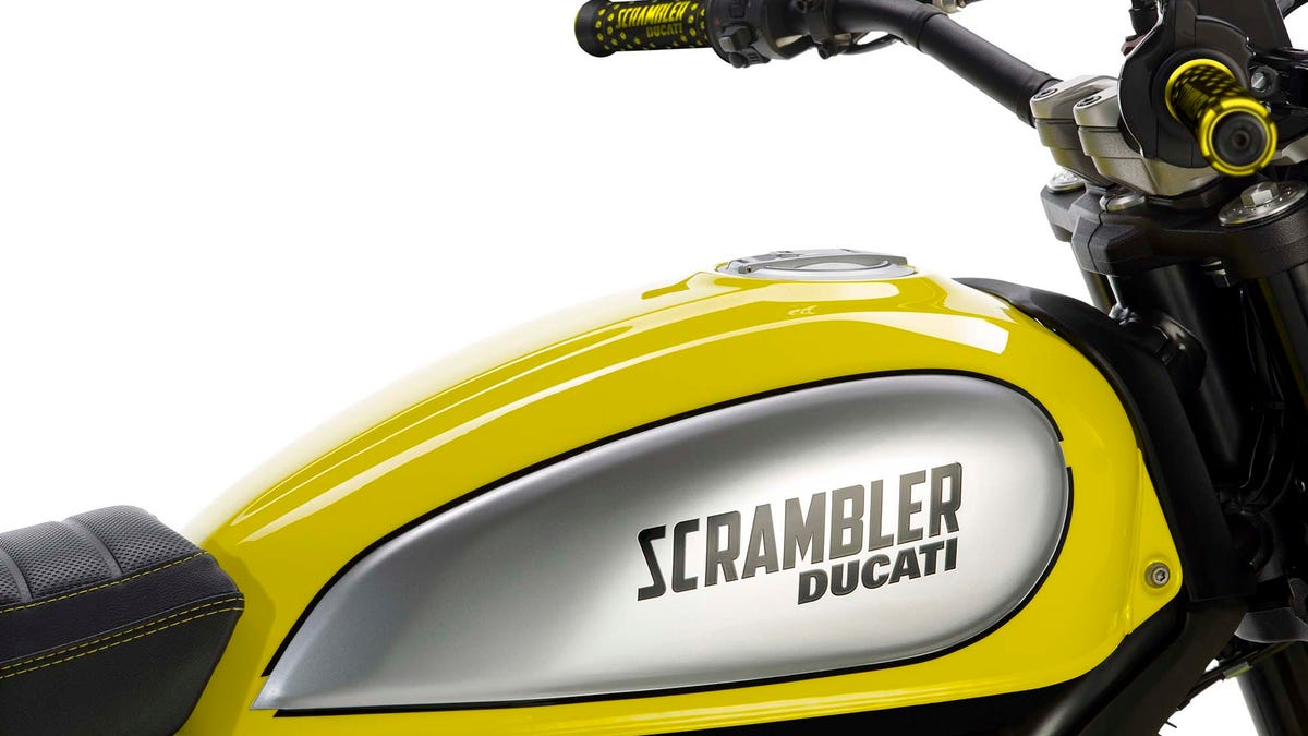 The Ducati Scrambler Flat Track Pro Is Here Because Turning Things