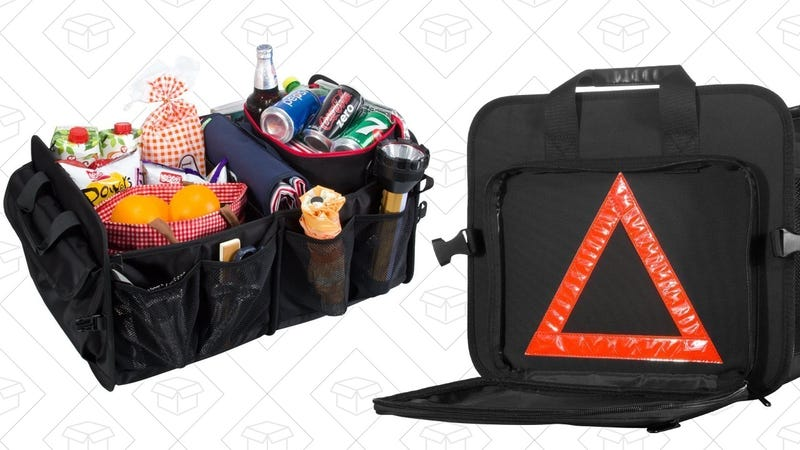 Foldable Trunk Organizer, $24 with code COCOFCTO