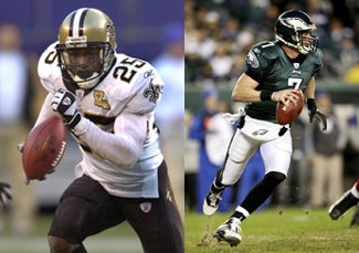 Illustration for article titled Playoff Pants Party: Saints Vs. Eagles