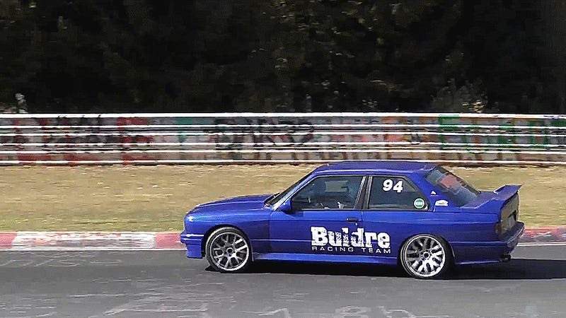 Savor This 1138 Hp 2jz Swapped Bmw E30 M3 Sideways On The N 252 Rburgring