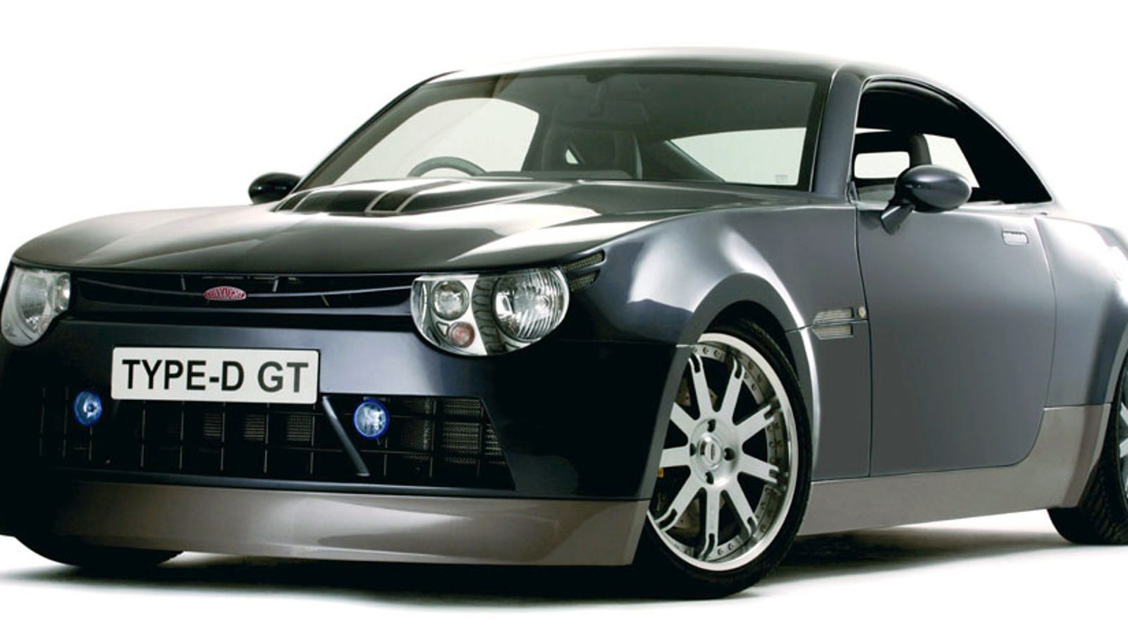 The First Modern Hybrid Sports Car Had A Tiny V10 And Never Happened