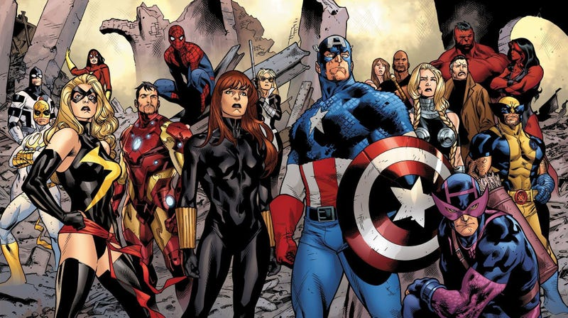 Illustration for article titled Every Member Of The Avengers, Ranked