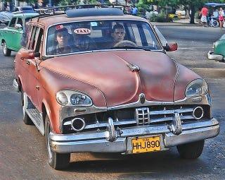 Illustration for article titled Cuban horror.
