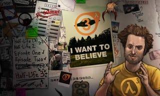 Illustration for article titled Half-Life 2: Episode 2--The End?