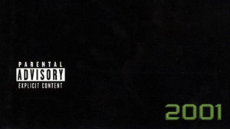 Illustration for article titled Dr. Dre:2001