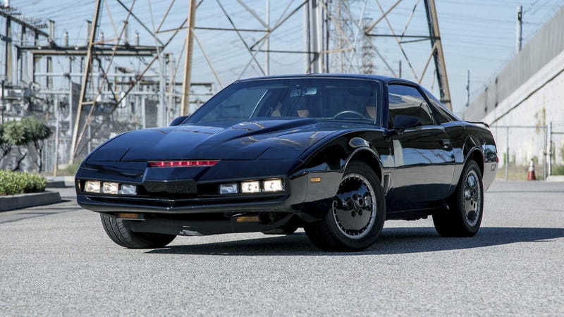 Fight Crime In La With This Near Perfect Kitt Car Replica From Turo