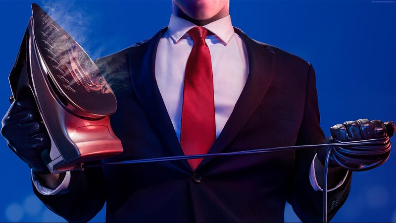 Illustration for article titled Hitman 2 Is Best When You Break It