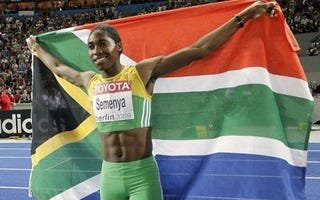 Illustration for article titled Explaining The Caster Semenya Decision, Because The IAAF Won't