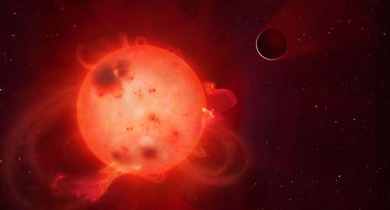 El planeta mas parecido a la Tierra que hemos descubierto resulta ser inhabitable