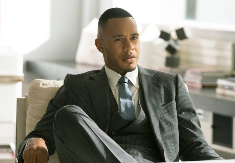 Andre (Trai Byers) is really embracing his dark side on Empire.Chuck Hodes/Fox