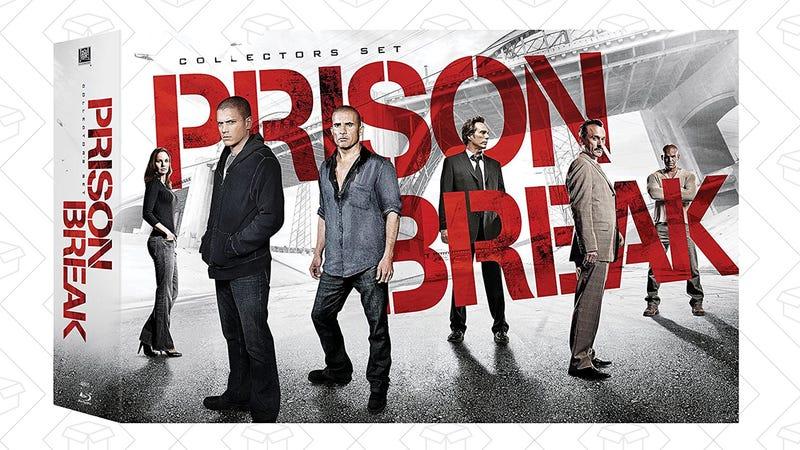 Prison Break Seasons 1-4, $40